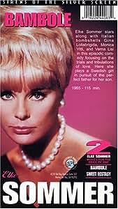 Amazon.com: Sweet Ecstasy & Bambole [VHS]: Pierre Brice