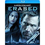 ERASED on Blu-ray and DVD