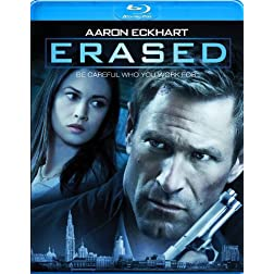Erased [Blu-ray]