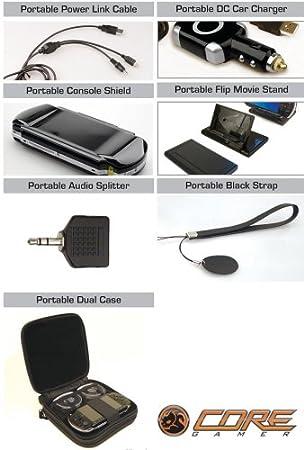 PSP Core Gamer Portable Travel Kit