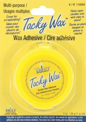 Yaley Multi-Purpose Tacky Wax - 1 oz.