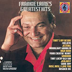 Frankie Laine's Greatest Hits