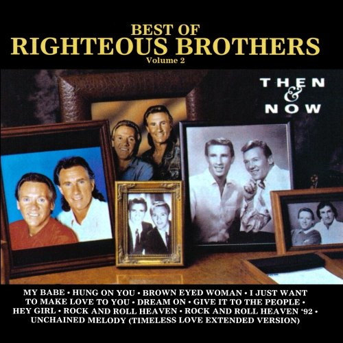 Best Of Righteous Brothers, Vol. 02: Then & Now