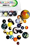 Half Pound Of Beautiful Marbles Bulk…