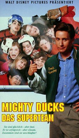 The Mighty Ducks (Dreier-Pack) [VHS]