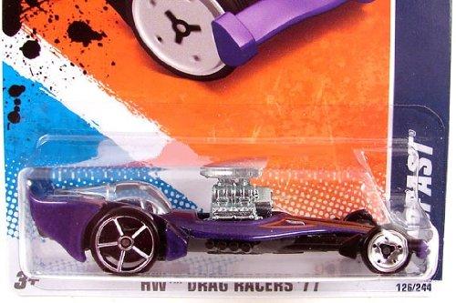 Hot Wheels - HW Drag Racers '11 - Madfast - 6/10 , 126/244 [Scale 1:64] - 1
