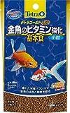 テトラ (Tetra) ゴールド金魚えさベーシック 220g