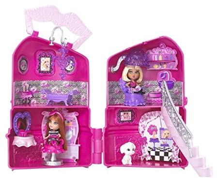Barbie Mini B No. 19 Doll and House R6388