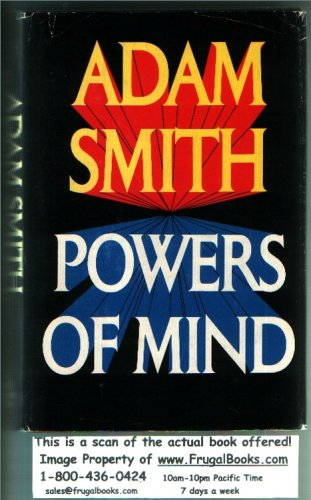 Powers of Mind, Adam Smith