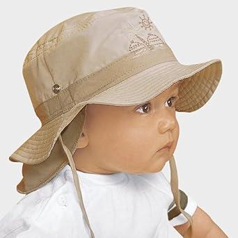 Baby Walz Sonnenhut Mit Uv Schutz 15 Groesse 47 Amazon