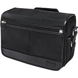Nikon DSLR Camera/Tablet Messenger Shoulder Bag Case for Df, D810, D800, D610, D7100, D7000, D5300, D5200, D5100...