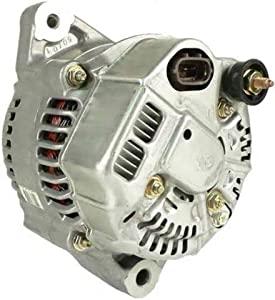 1993 1994 1995 TOYOTA MR2 2.0L/2.2L 80 AMP ALTERNATOR - 13501
