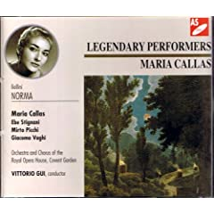 Bellini: Norma, Legendary Performers - Maria Callas (UK Import)
