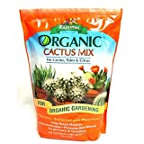 Espoma CA4 4-Quart Organic Cactus Mix