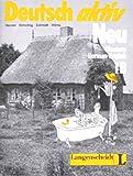 img - for Deutsch Aktiv Neu - Level 2: Glossar Deutsch-Englisch 1b (German Edition) book / textbook / text book