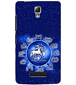 PrintDhaba SUNSIGNS D-6728 Back Case Cover for LENOVO A2010 (Multi-Coloured)