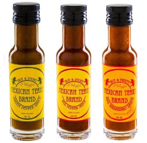 mexican-tearsr-3er-pack-scharfe-sauce-aus-habaneros-und-chipotle-3x100ml-chilisauce