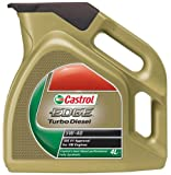 Castrol Edge Turbo Diesel 4L 5W-40 Engine Oil
