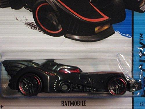 2015 Hot Wheels Batman Hw City 62/250 - Batmobile - 1