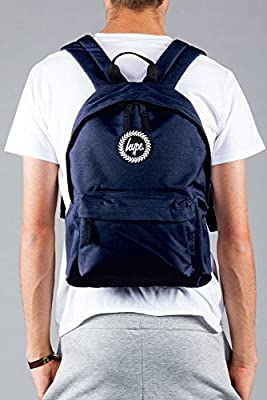 Hype Backpack Rucksack Bag - Various Colours from Hype
