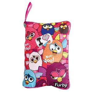 Furby Hide N Sleep Cushion