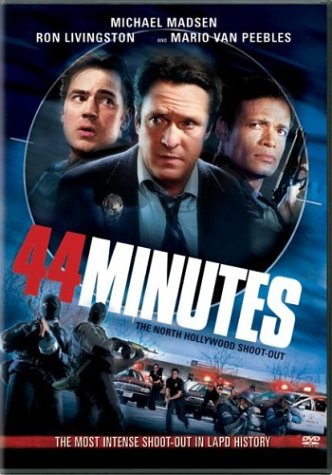Cover art for  44 Minutes: The North Hollywood Shootout