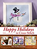 img - for Happy Holidays in Cross-Stitch book / textbook / text book