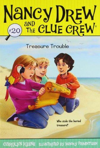Treasure Trouble (Nancy Drew and the Clue Crew)