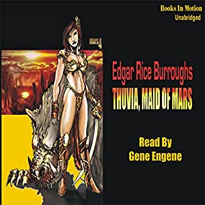 Thuvia, Maid of Mars Audiobook