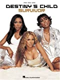 Beyonce Knowles Destiny's Child: Survivor (Sheet Music for Vocal, Piano, Guitar)