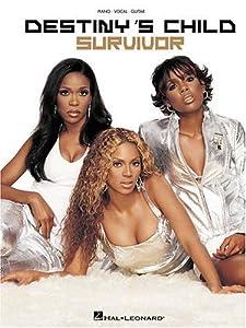 Destiny's Child: Survivor (Sheet Music for Vocal, Piano ...