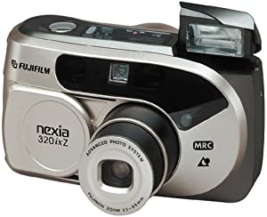 Fujifilm Nexia 320ix Z MRC Zoom APS Camera