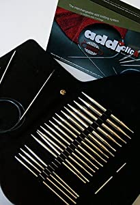 Addi click interchangeable needles review