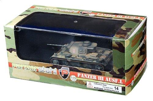 1:72 装甲車stahl ディスプレイ アーマー 88030 Daimler-Benz Sd.Kfz.141 装甲車 III L ディスプレイ モデル ドイツ軍 10.PzDiv #5 North