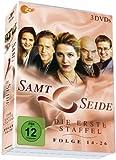 Samt & Seide - Staffel 1/Folgen 14-26 auf 3 DVDs!