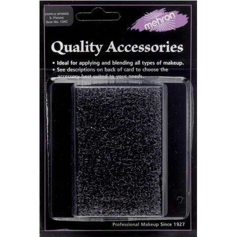 Sponge Stipple Carded (Case of 1)