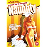 Saucy Seventies - Naughty [DVD]by Chris Lethbridge-Baker