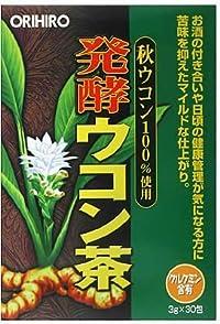 ORIHIRO Fermentation Turmeric Tea 3g-30packs