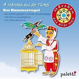 4 Märchen aus der Türkei (Märchen aus aller Welt) Hörbuch