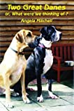img - for Two Great Danes: or What Were We Thinking Of? book / textbook / text book