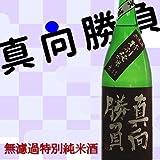 来福 真向勝負 特別純米酒 1800ml (茨城県 来福酒造) 一升瓶 要冷蔵