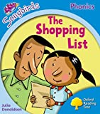 Julia Donaldson Oxford Reading Tree: Level 3: Songbirds: The Shopping List