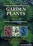 Christopher Brickell's Garden Plants (1857932773) by Brickell, Christopher