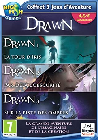Just for Games: Drawn 1+2+3 - French only
