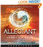 Allegiant CD (Divergent Series)