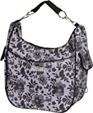 The Bumble Collection Chloe Convertible Diaper Bag, Lace Floral