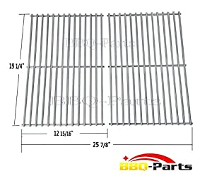 563S2 BBQ Stainless Steel Wire Cooking Grid Replacement for Select Gas Grill Models by... by BBQ Parts