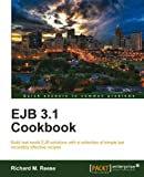 img - for EJB 3.1 Cookbook book / textbook / text book