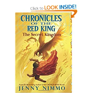 Chronicles of the Red King - Jenny Nimmo