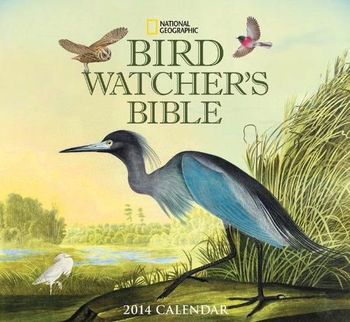 2014 Bird Watcher's Bible Deluxe Wall PDF